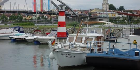 Sommerfahrt: Auf der Donau bis zum Rhein – Main – Donaukanal und zurück